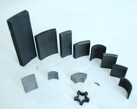 Sm2Co17 permanent magnets