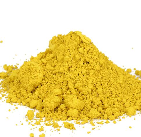 Mercury(II) oxide yellow