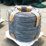 Soft Electrogalvanized Low Carbon Steel Wire